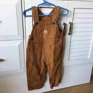 Infant Carhartt Overalls